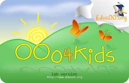 OOo4Kids, OpenOffice enfocado a la educación