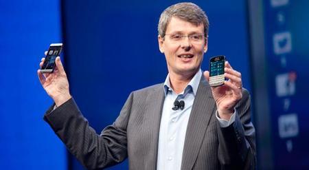 BlackBerry reporta ganancias por 94 millones de dólares