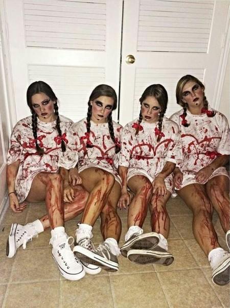 Halloween Amigas 2