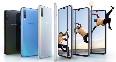 Los Samsung Galaxy A40 y A70 llegan a España, precio y disponibilidad oficiales