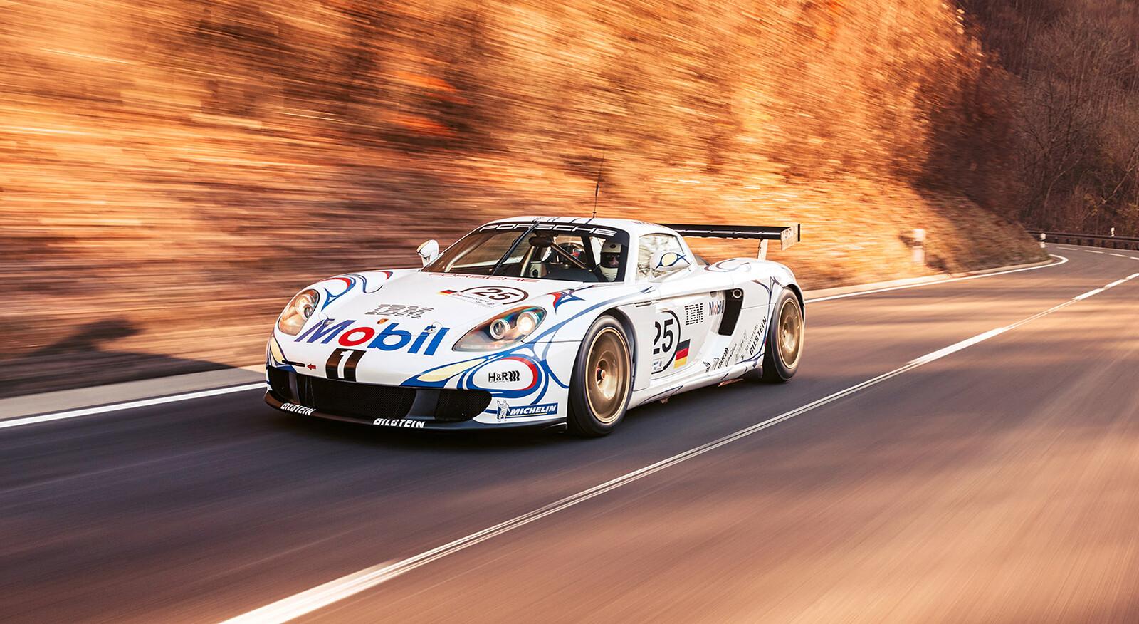 Foto de Porsche Carrera GT-R (2005) (2/16)