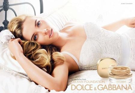 ¡Sesión de maquillaje con Dolce & Gabbana! Probamos The Creamy Foundation y Passion Duo Gloss Fusion Lipstick
