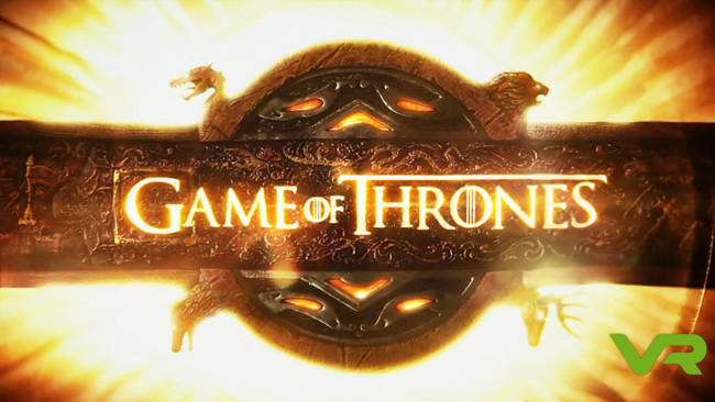 Game Of Thrones Vr