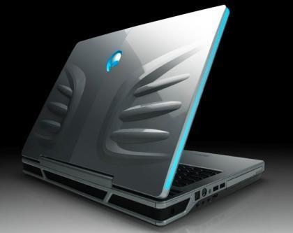 Alienware m15x y m17x, con GeForce 8800 GTX