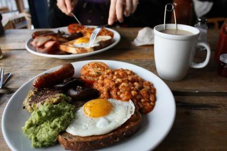 Olores en el desayuno - 4