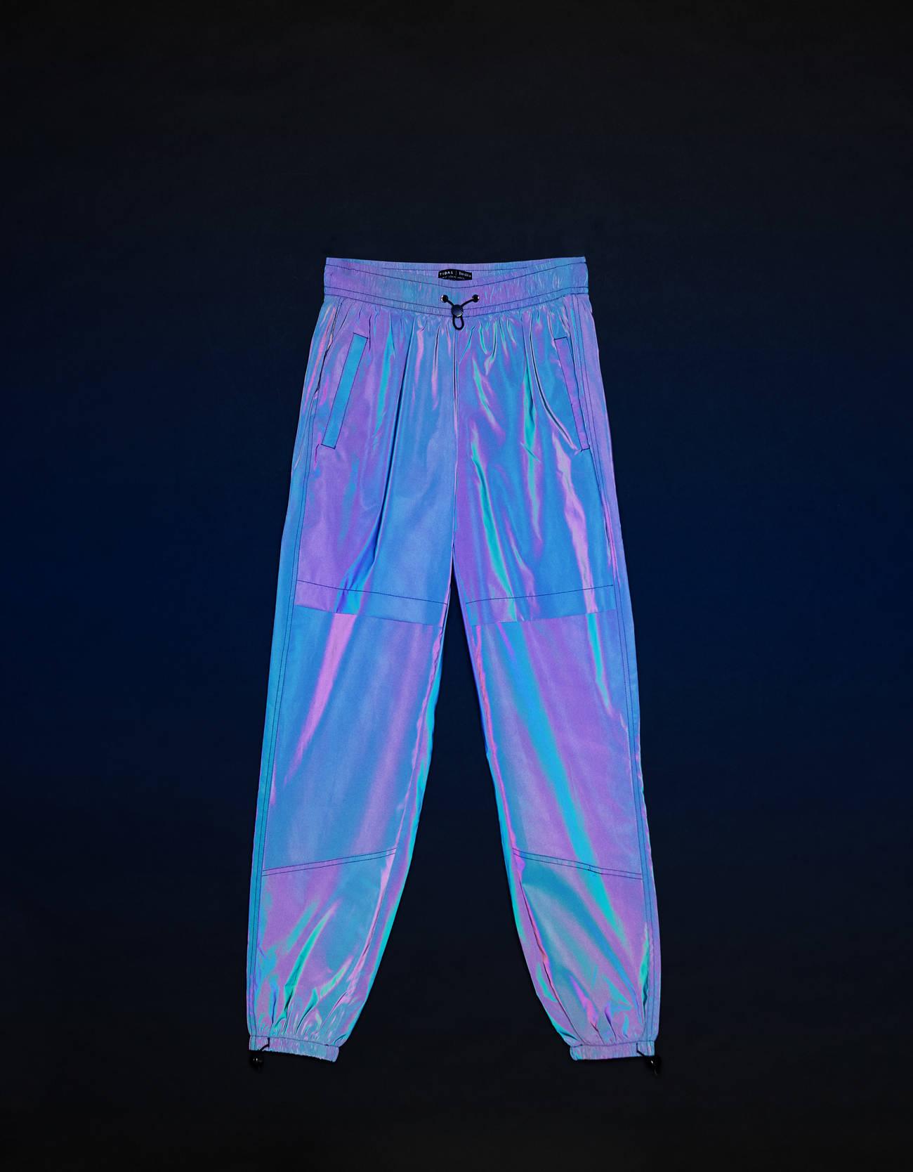 Pantalón jogger reflectante TIDAL