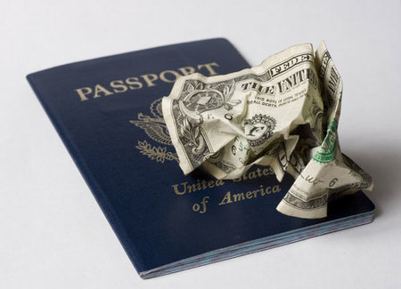 Pasaporte USA