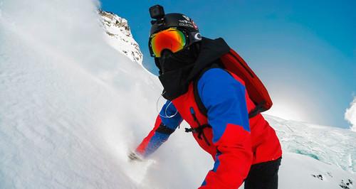 Si las GoPro te parecen aparatosas, la nueva Hero4 Session es tu cámara de acción