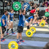 Fin de semana de CrossFit Invitational: los mejores atletas de CrossFit del mundo en Madrid