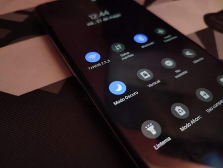 Modo Oscuro Android Ios Apps