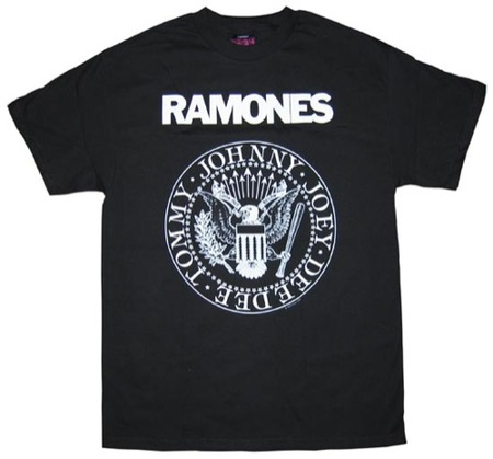 Ramones camiseta