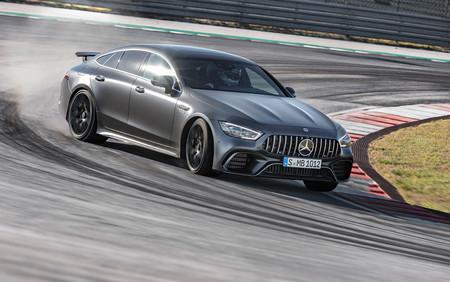 Mercedes AMG GT cuatro puertas