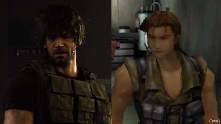Así de espectacular es la evolución de los personajes de Resident Evil 3 Remake comparados con los del original