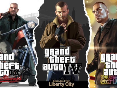 Grand Theft Auto IV y Episodes From Liberty City ahora son retrocompatibles con Xbox One