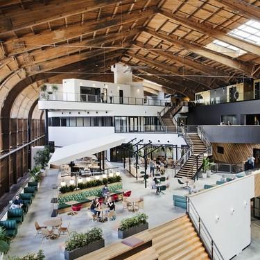 Lo mejor de 2019: los espacios de trabajo más originales, confortables e inspiradores