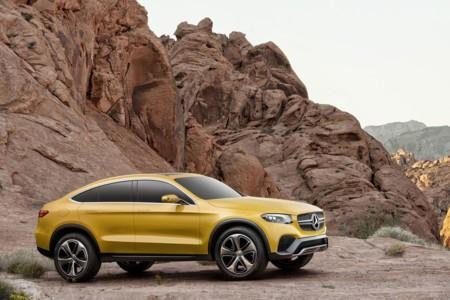 Mercedes-Benz GLC Coupé Concept, llevando el espíritu de aventura al mercado chino