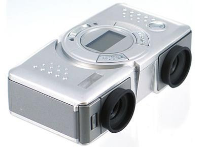 BINOCA01, prismáticos que graban vídeo