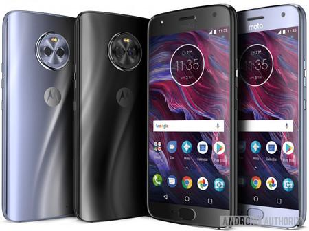 Moto X4 Imagen Oficial