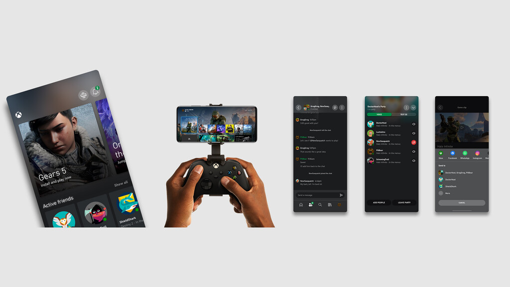Microsoft renueva la app Xbox para <strong>Android℗</strong> y la Store de Xbox preparando la llegada de sus nuevas consolas»>     </p> <p>Hace unas horas que nos hicimos eco de la noticia referido a la <a href=