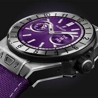 Más de 5.000 dólares por un reloj con WearOS de la Premier League: así es lo último de Hublot
