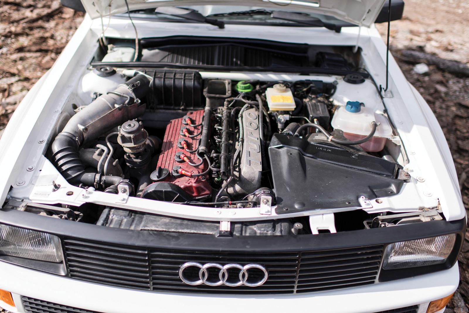 Foto de Audi Sport quattro (subasta) (2/28)