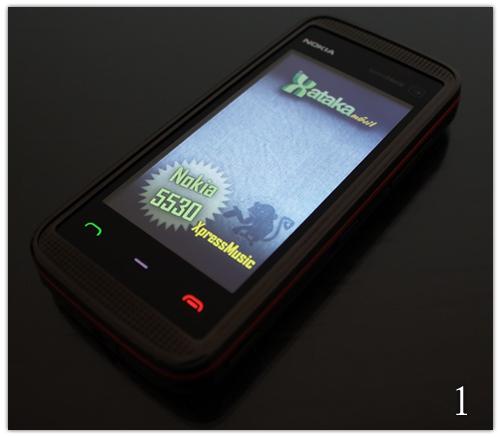 Foto de Nokia 5530 XpressMusic (25/32)