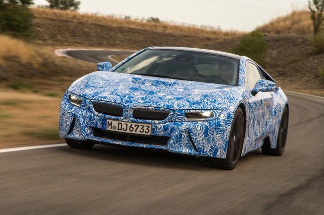 Foto de BMW i8 Prototipo (2/9)
