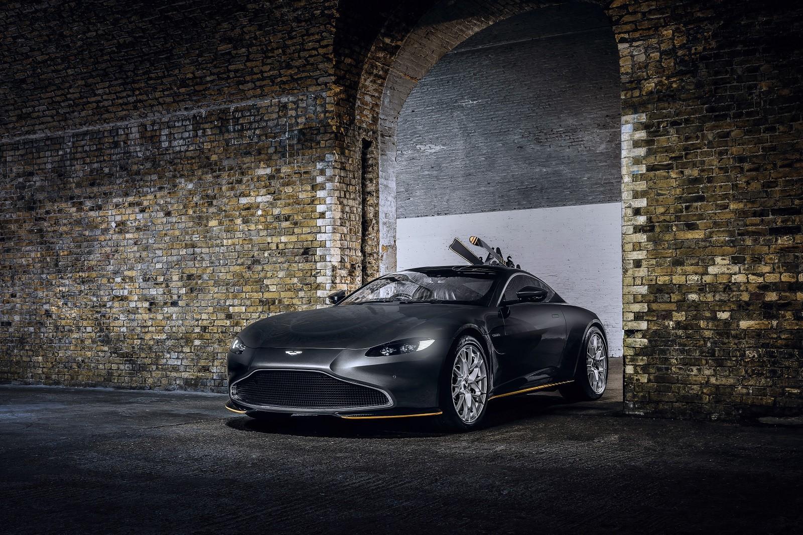Foto de Aston Martin Vantage y DBS Superleggera 007 Edition (14/39)