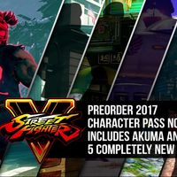 Un Akuma fuera de sí inaugura la segunda temporada de Street Fighter V [PSX 2016]