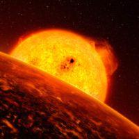 Por primera vez tenemos una aproximación al increíble aspecto atmosférico de un exoplaneta