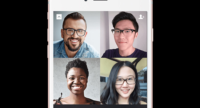 7 applications to make group video calls – phoneia