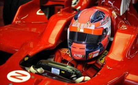 Robert Kubica podría probar un Ferrari F10 la próxima primavera