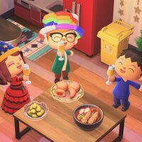 Animal Crossing: New Horizons despedirá el 2020 con una fiesta especial de Fin de Año. Y podrás hacerlo con las 12 uvas