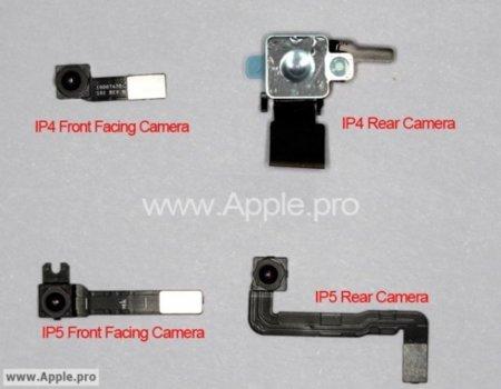 iPhone 5: nueva cámara, sin chip NFC y con un posible lanzamiento a finales de noviembre