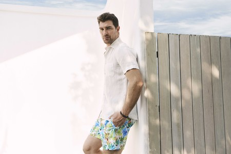 Los mejores estampados retro los encuentras en la colección de trajes de baño de Scappino