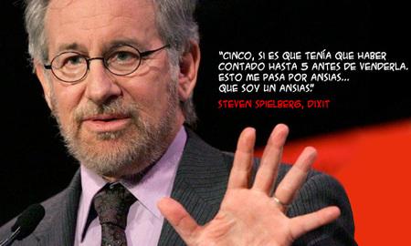 """""""Venderle mi compañía a E.A. fue la cosa más tonta que he hecho"""". Steven Spielberg dixit"""