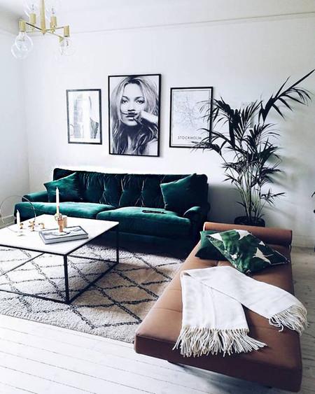 Sofa Verde 6