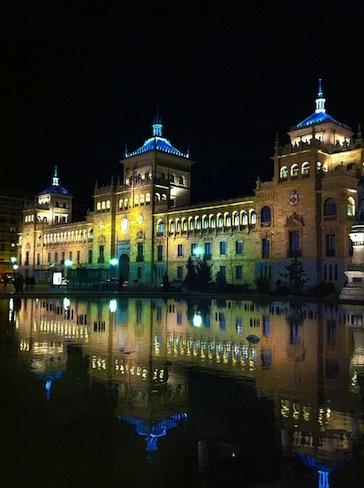 Academia de caballeria (Valladolid) de Fle ivan