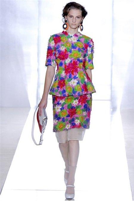 Flor Marni Primavera-Verano 2012