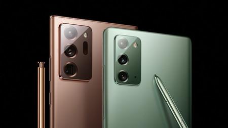 Samsung Galaxy Note 20 y Note 20 Ultra: Samsung apuesta por la fotografía y la potencia para renovar su familia con S Pen