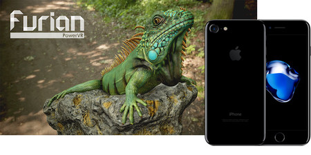 Powervr Furian Iphone