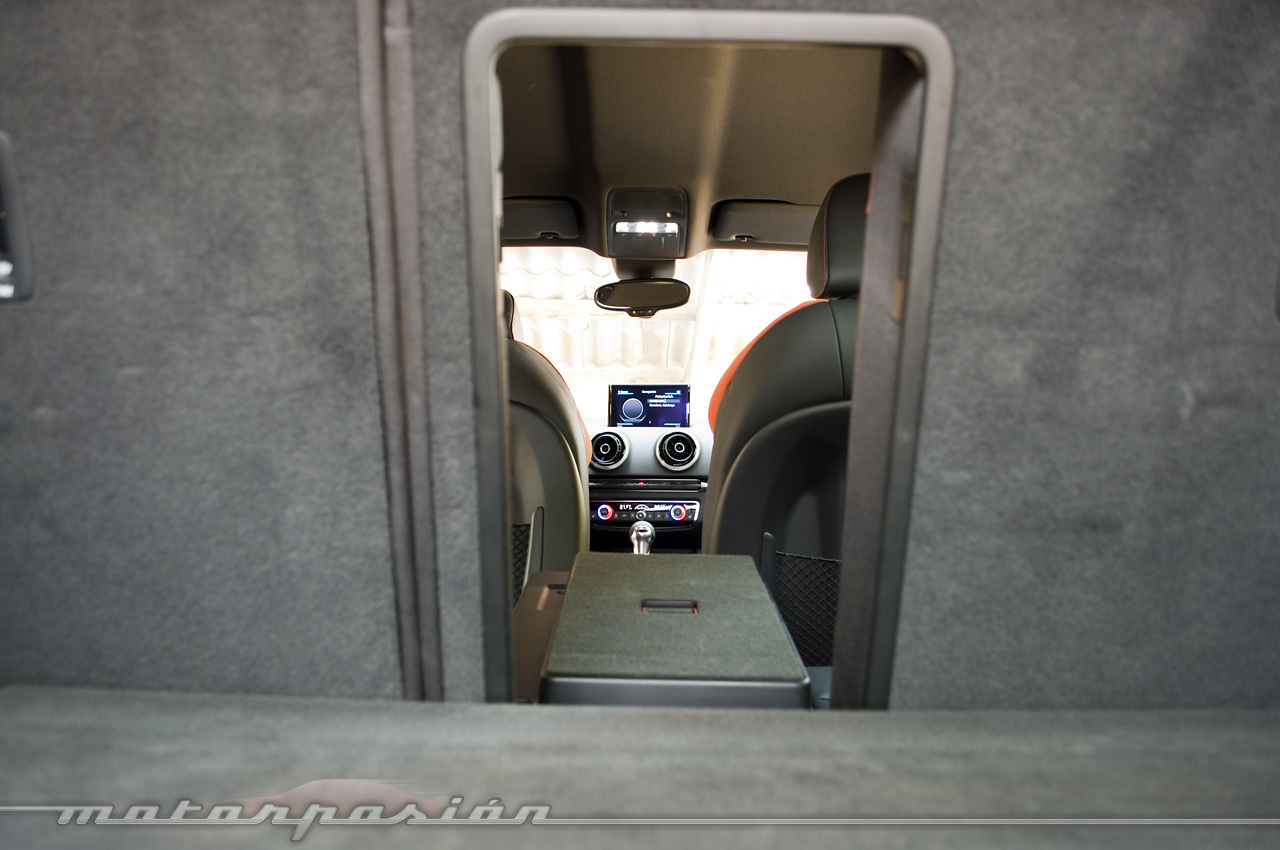 Foto de Audi A3 presentación (12/39)