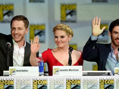 Así quedará 'Once Upon a Time', que hace reboot tras la desbandada de su reparto