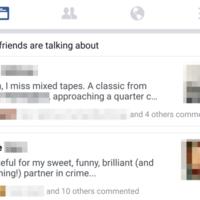 Facebook lanzaría una función que mostrará las actividades recientes de nuestros amigos