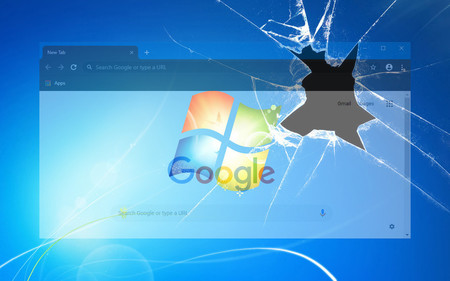 Windows 7 Chrome Vulnerabilidad