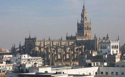 Un hotel 'low cost' en Sevilla