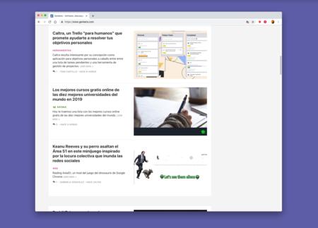 FasterChrome, una extensión para acelerar Chrome mediante recarga de enlaces