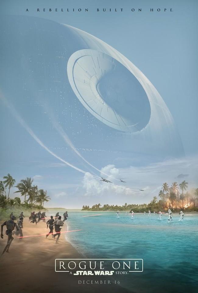 Primer póster de Rogue One: Una Historia de Star Wars