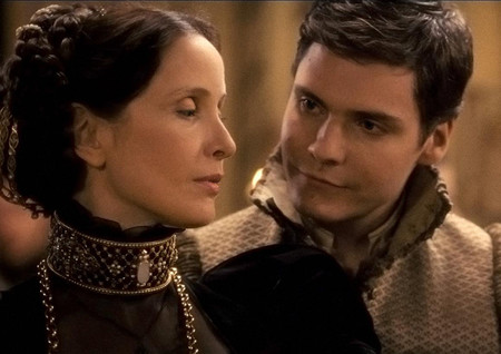 Julie Delpy And Daniel Bruhl In The Countess 2009