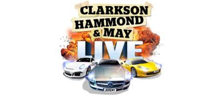 Clarkson, Hammond & May Live, a esto se dedican ahora los ex de Top Gear